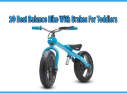 Balance-bike-with-brake for toddlers