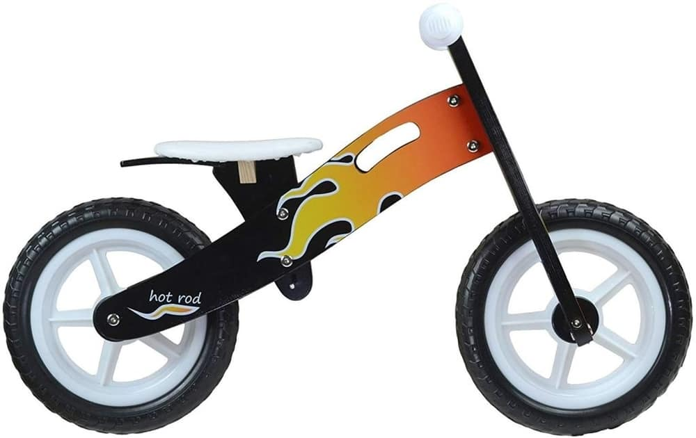boppi kids wooden balance bike
