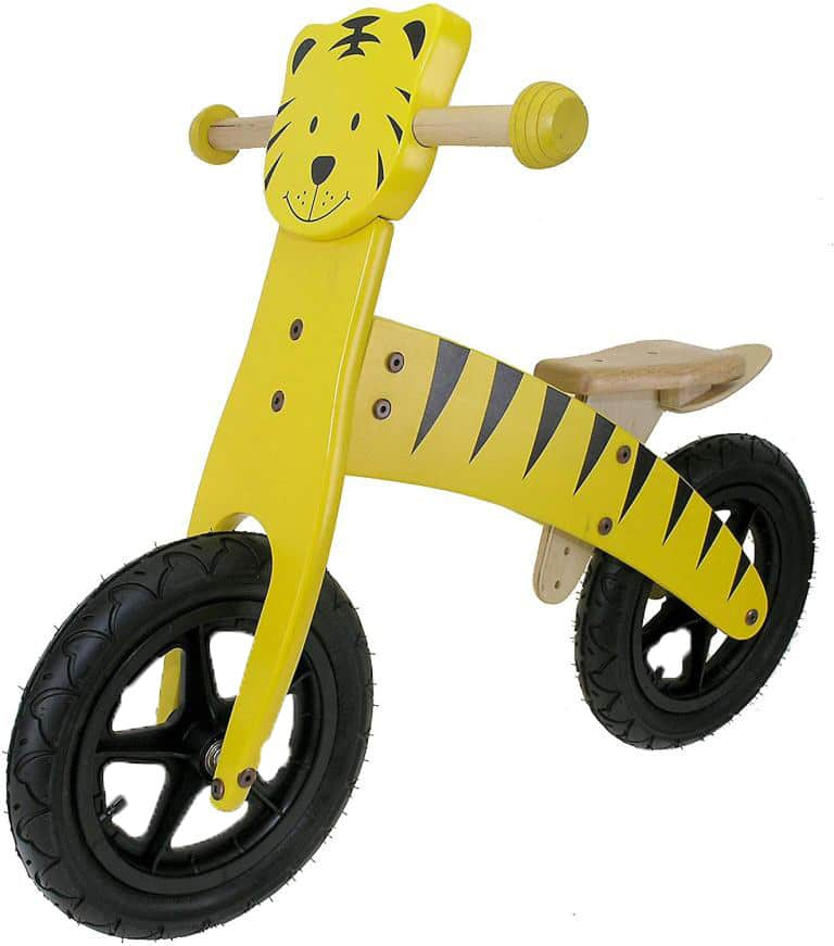m-wave-child wooden balance bike
