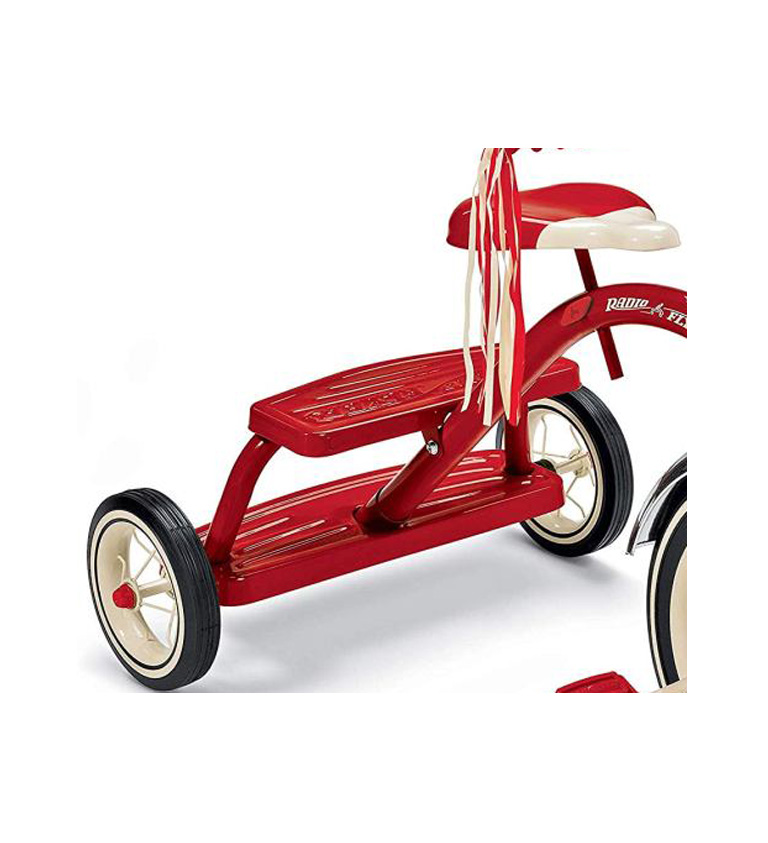 Radio Flyer Classic Dual Deck Tricycle